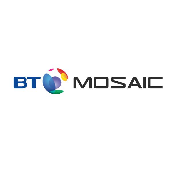 Mosaic logotype