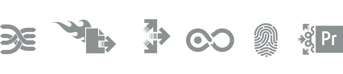 Product & Plug-in logos