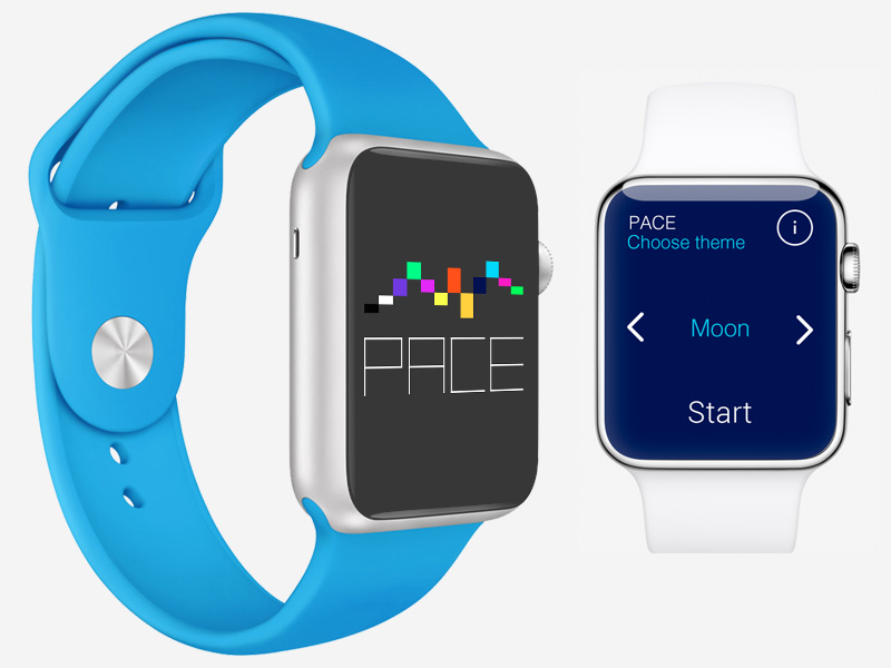PACE on the Apple Watch