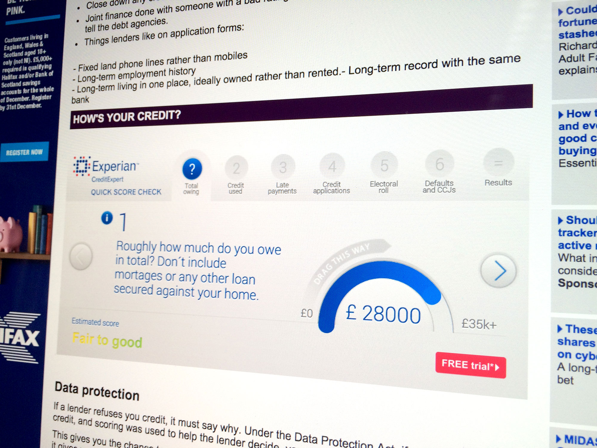 Experian-widget-screen-photo