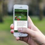 Racing Eye iOS app released