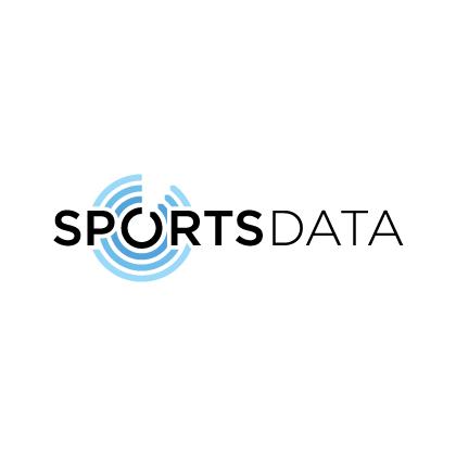 SportsData logo design
