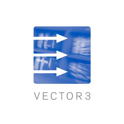 Vector 3 logo