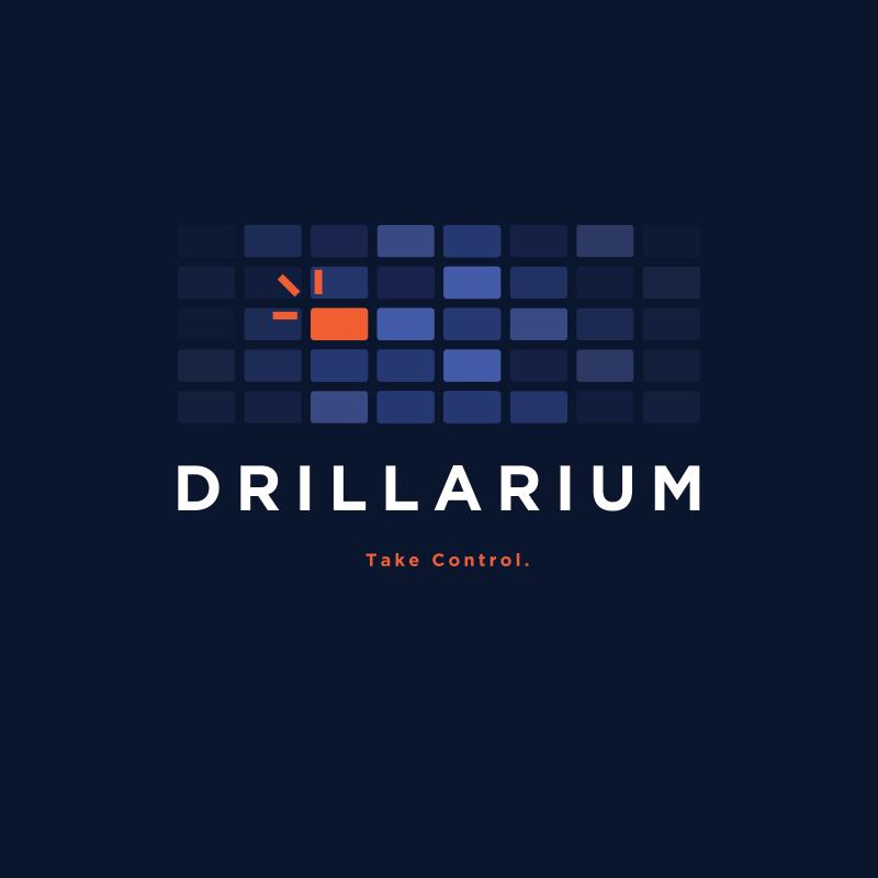 Drillarium product branding